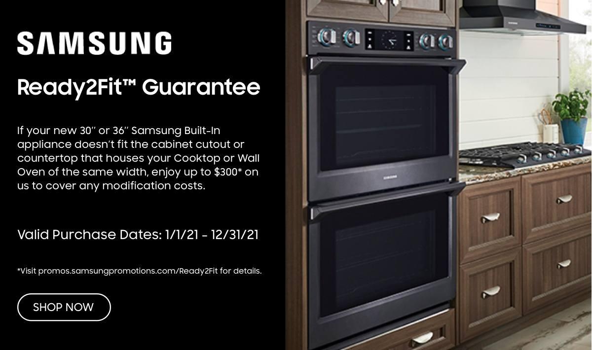 Ready2Fit Samsung Promo
