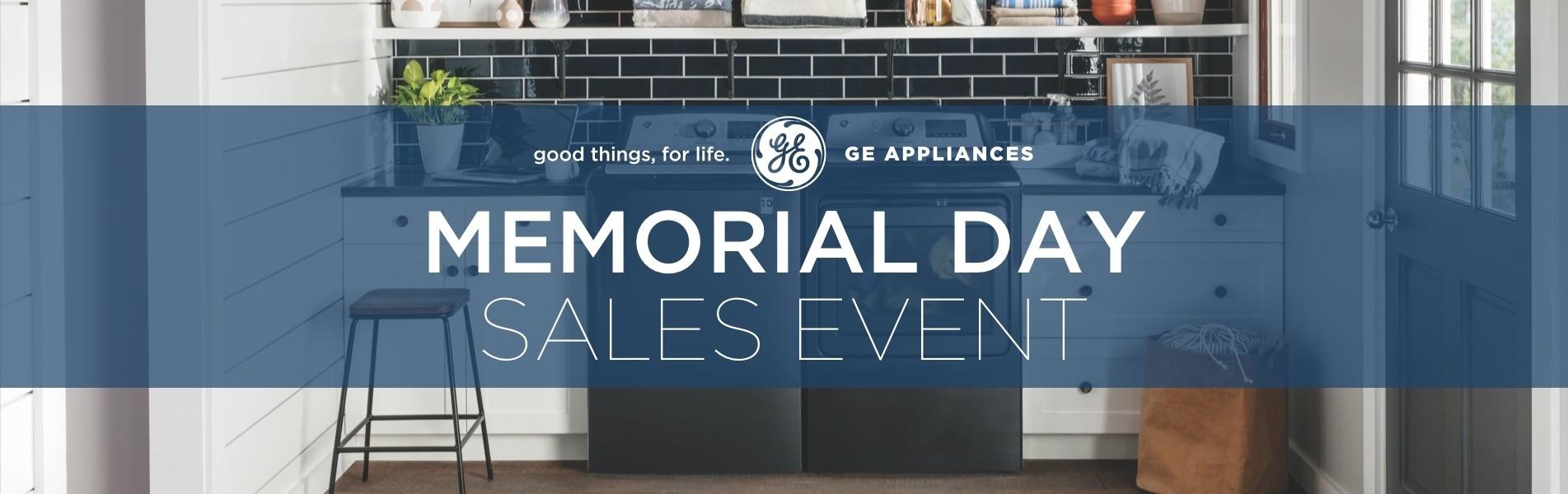 GE Memorial Day 2021