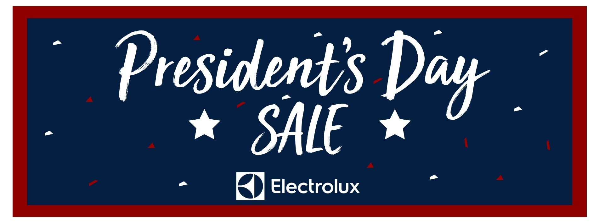 Electrolux-Presidents-Day-2021