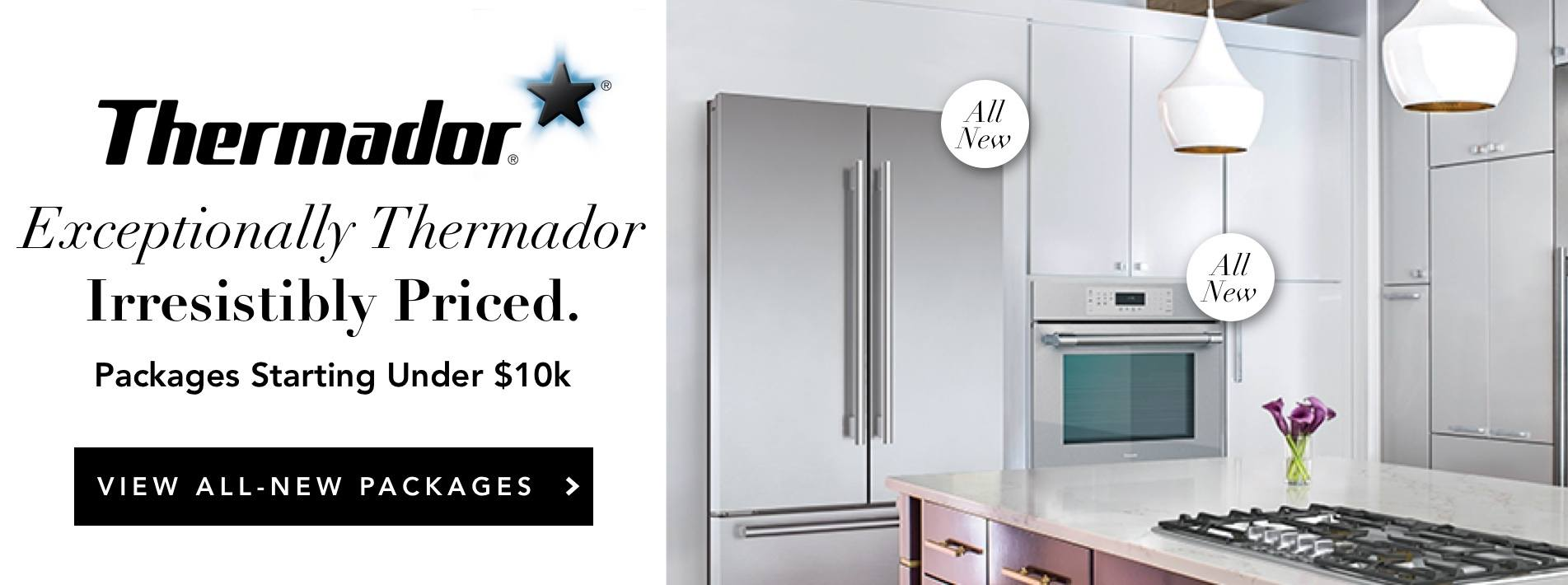 Thermador Leap Into Luxury 2021
