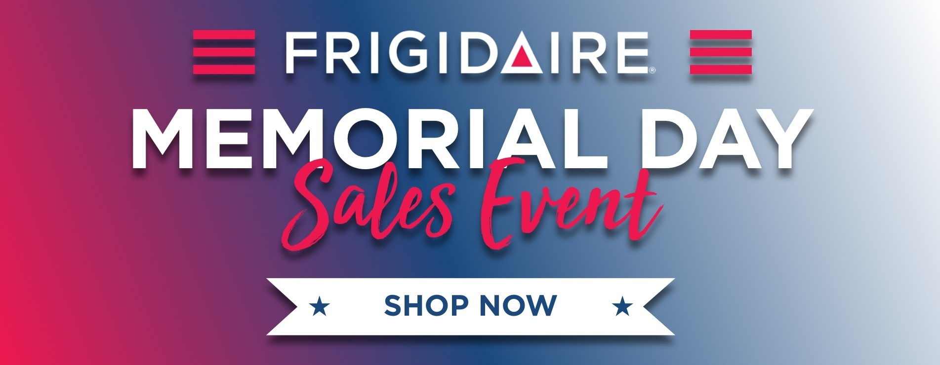 Frigidaire Memorial Day 2021