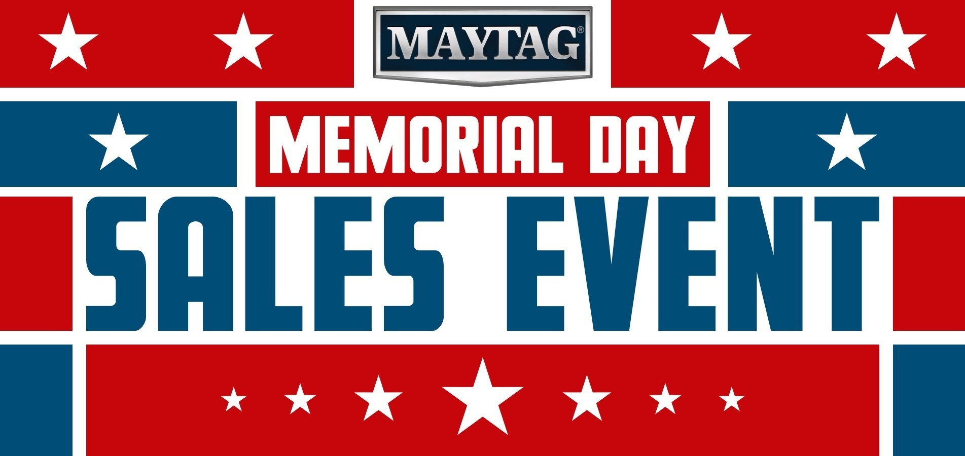 Maytag Memorial Day 2021