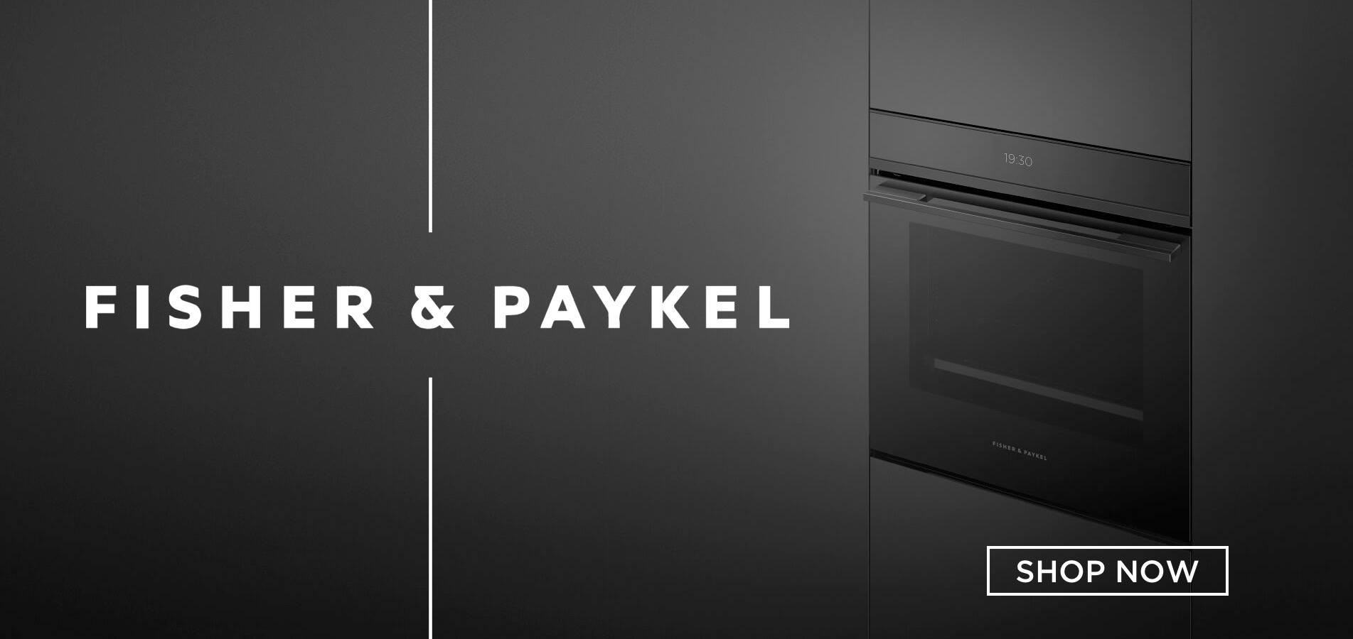 Fisher & Paykel - Evergreen Landing Page