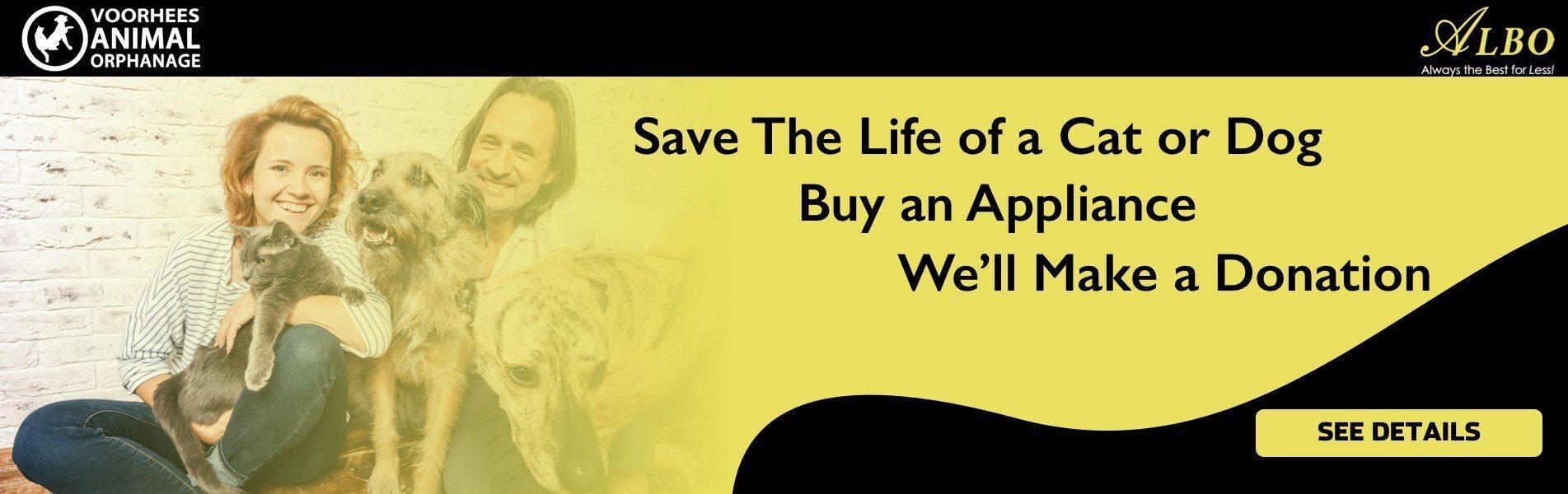 AlboAppliance-VoorheesAnimalHospital-Partnership
