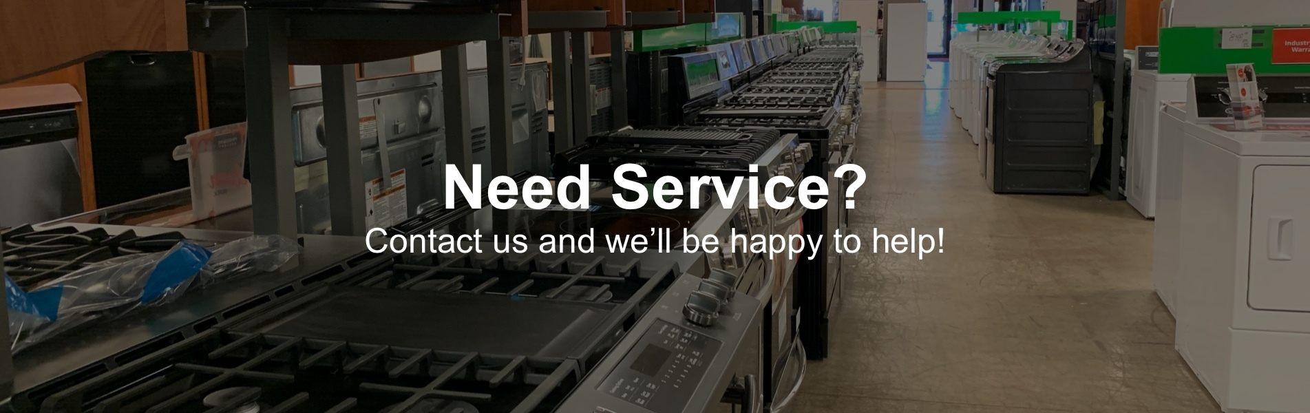 Dunmore: Need Service?