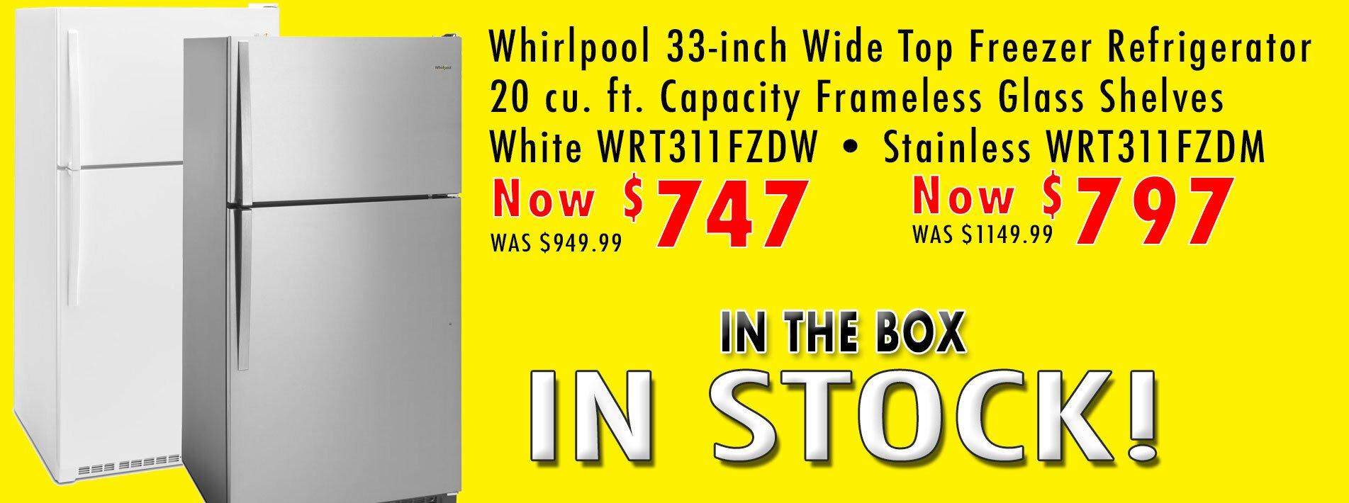 WRT311FZDW & M
