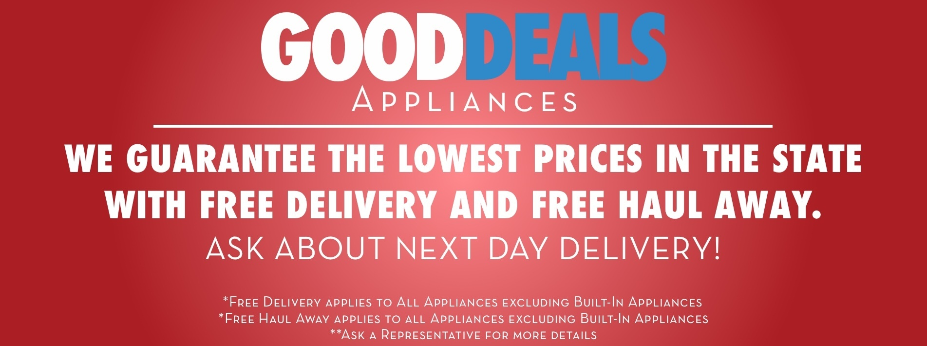 Good Deals Guarantee