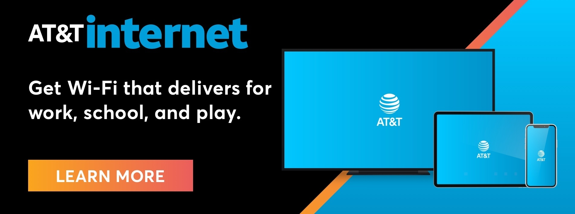AT&T Landing Page