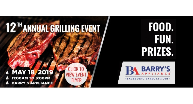 12th Annual Grilling Event