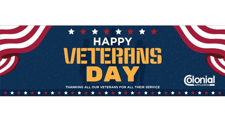 Veteran's Day Banner