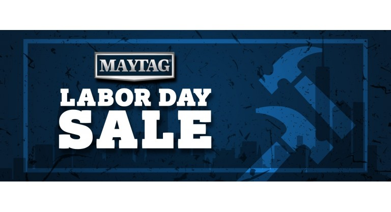 Maytag Labor Day
