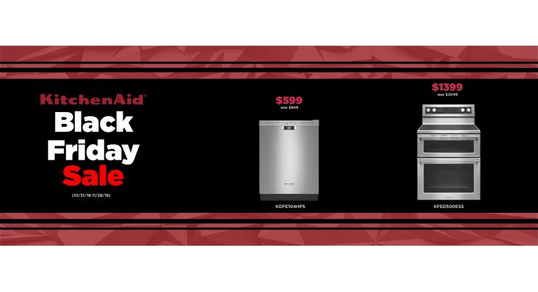 KitchenAid Black Friday