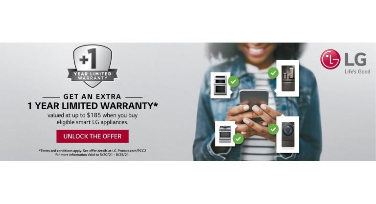 LG - 1 Year Warranty