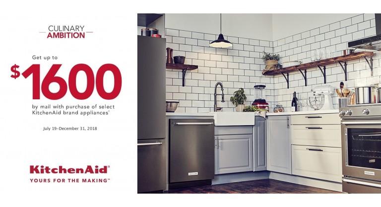 KitchenAid Culinary Ambition