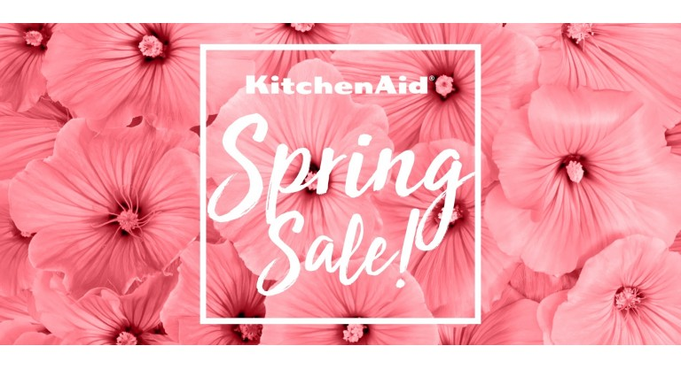 KitchenAid Spring Sale