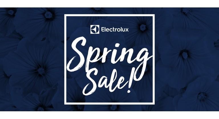 Electrolux Spring Sale