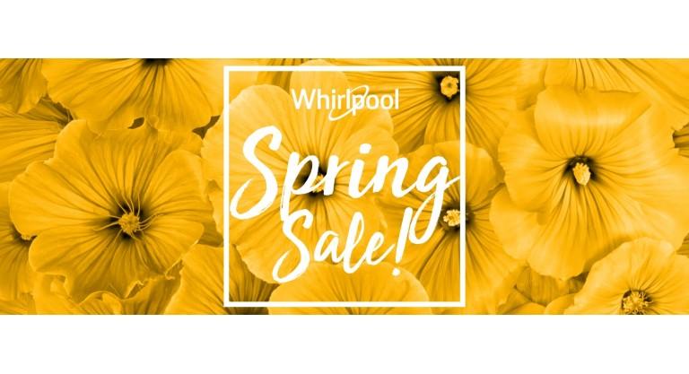 Whirlpool Spring Sale