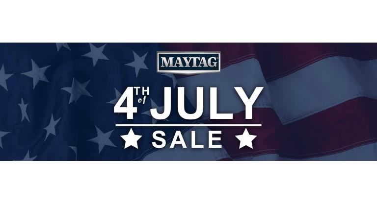 Maytag 4th of July