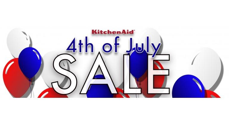Kitchen Aid July 4th
