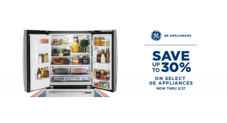 GE Appliances Presidents Day
