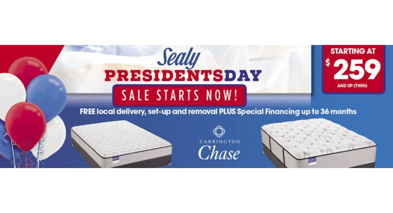 Sealy Web Banner
