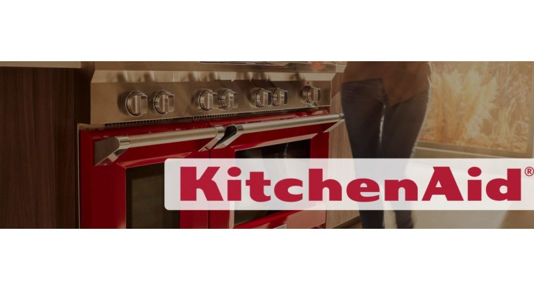 KitchenAid Web Banner