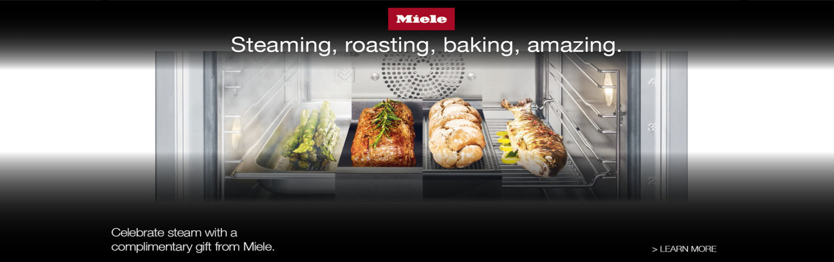 The Miele Combi-Steam Oven