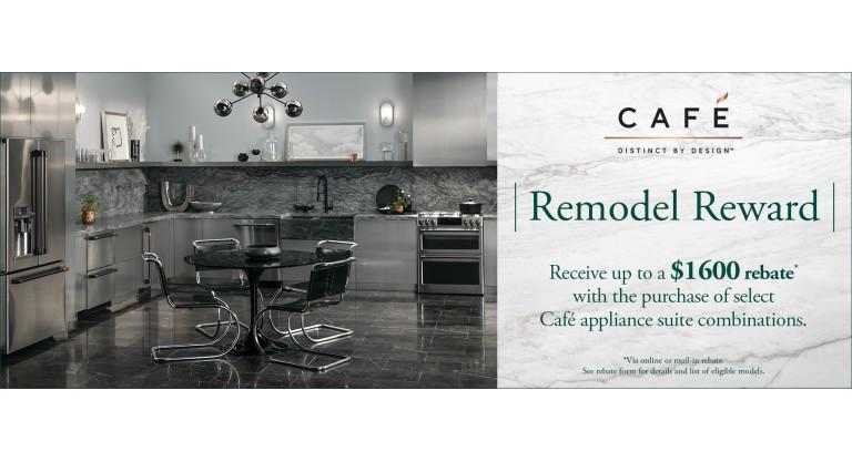 Cafe - Remodel Reward