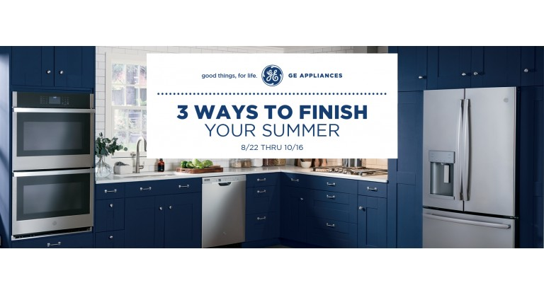 GE - 3 Ways To Finish Your Summer