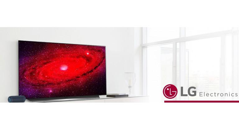 LG Electronics Generic Banner
