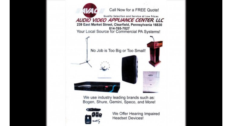 Audio advertise