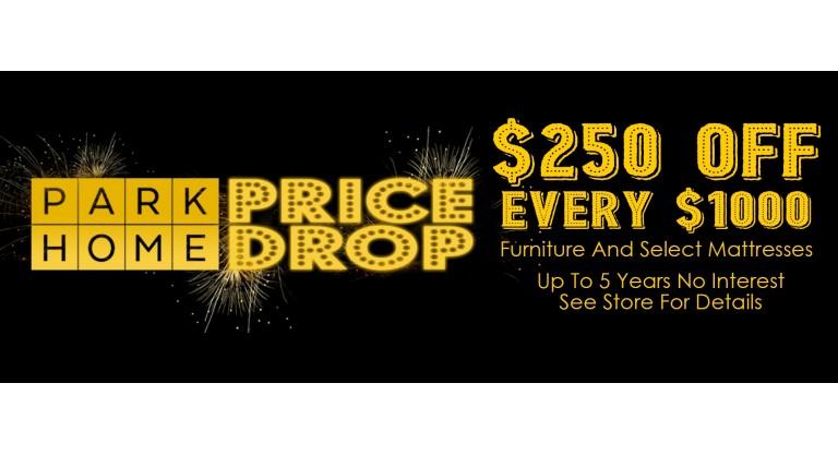 Price Drop 2021