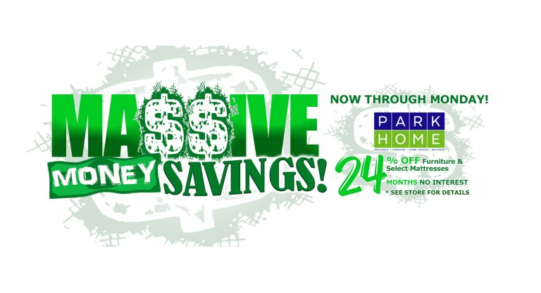 Massive Money Savings