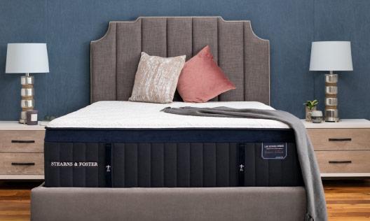 Lux Estate Hybrid mattress room photo