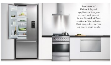 Fisher Paykel S&D