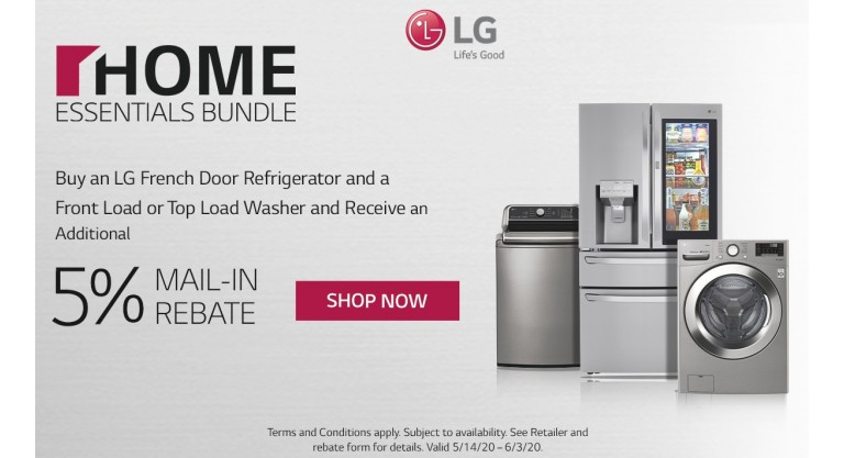 Home Essentials Bundle Banner