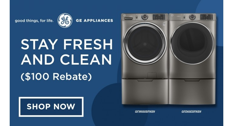 GE Laundry Savings