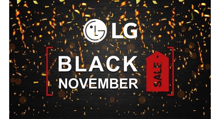LG Black November