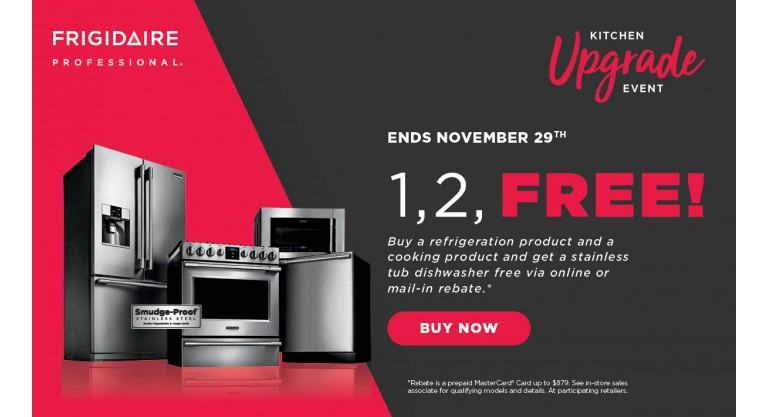 Frigidaire Black Friday