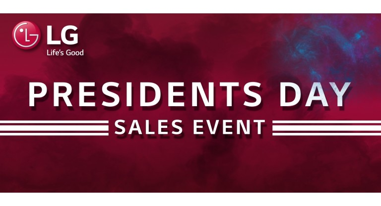 LG Presidents Day