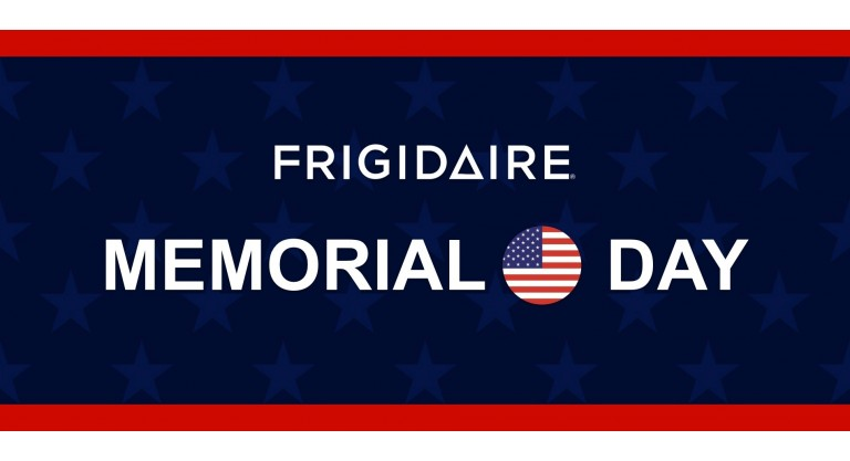 Frigidaire - Memorial Day