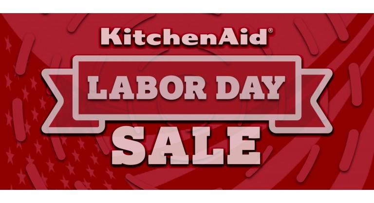 KitchenAid Labor Day