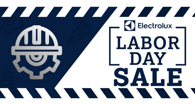Electrolux Labor Day