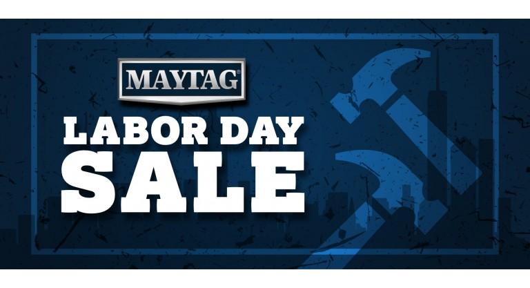 Maytag Labor Day
