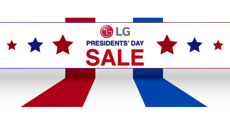 LG Presidents Day