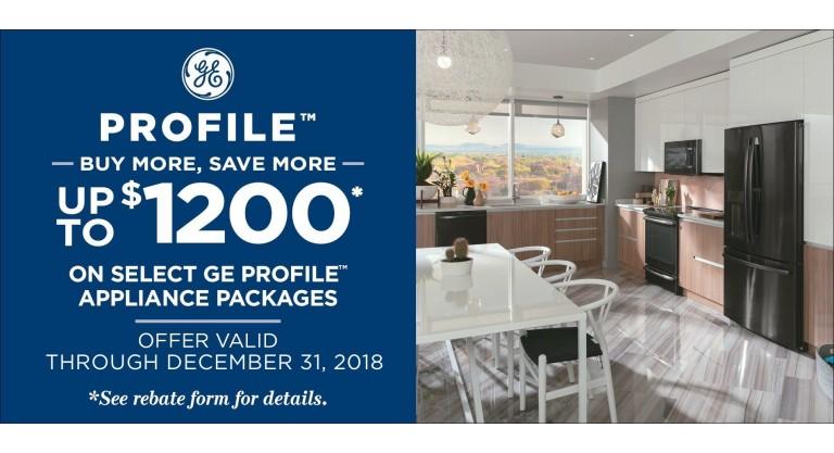 GE Profile 1200