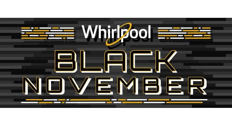 Whirlpool Black November Promotion