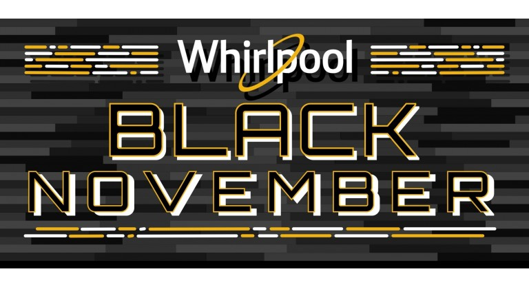 Whirlpool Black November Promotion