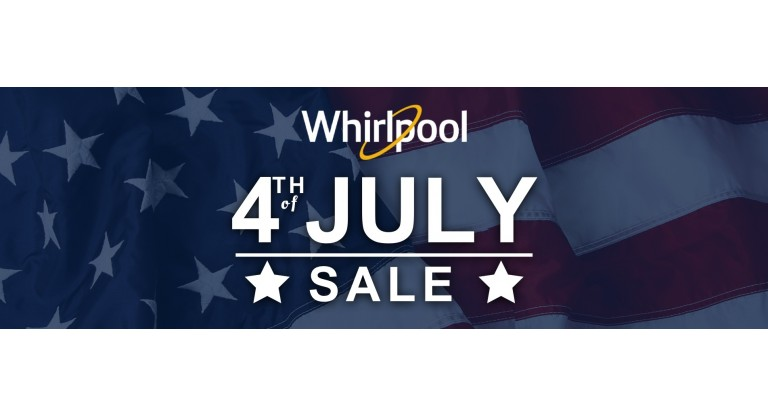 Whirlpool 4th of July