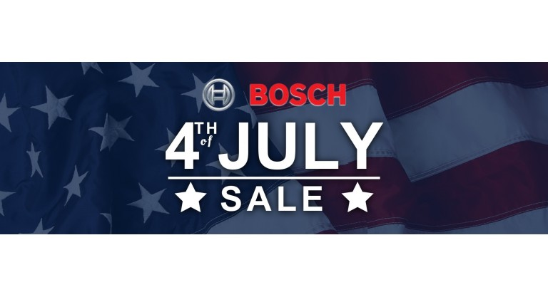 Bosch 4th of July
